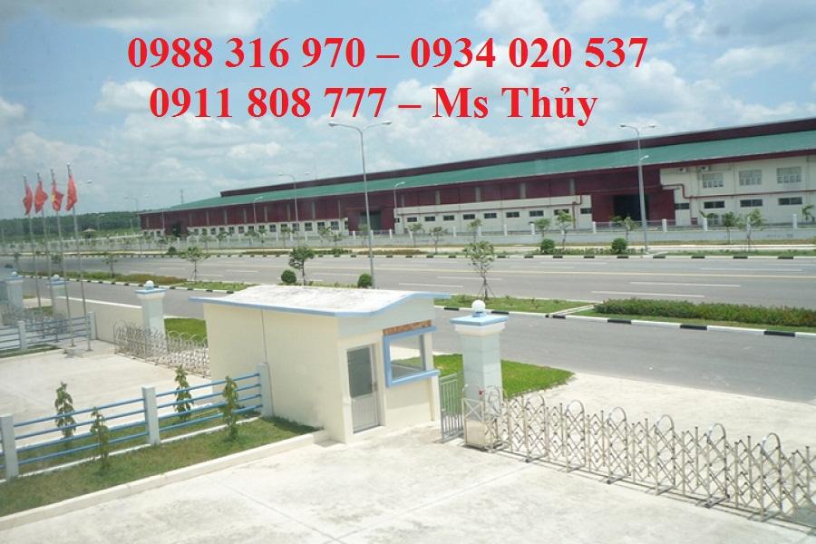 KHU CONG NGHIEP BAU BANG BINH DUONG HIEN NAY 1
