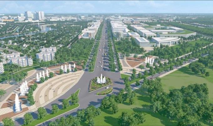 dự án khu đô thị công nghiệp mỹ phước 3