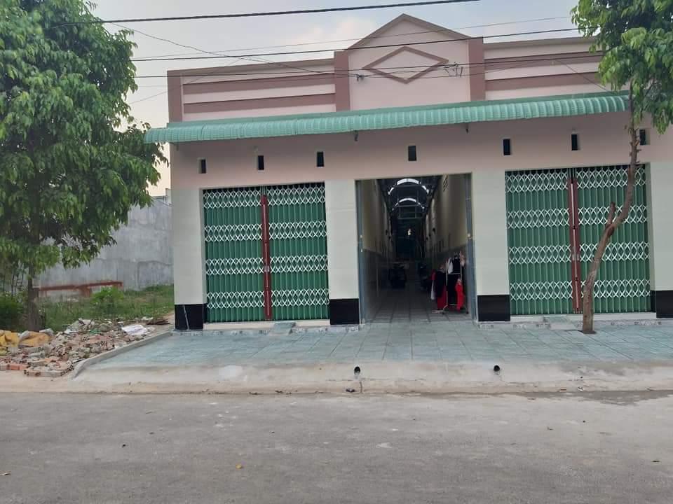 Dịch vụ xây nhà trọ tại MỸ PHƯỚC 1,2,3,4 BÌNH DƯƠNG