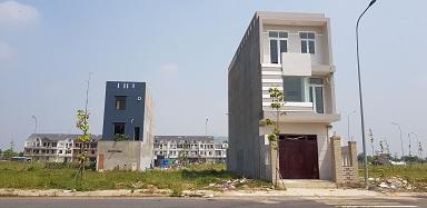 đất xã Long Hưng