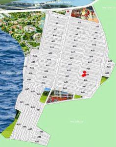 Bản đồ dự án ở ấp 6, xã nha bích , tỉnh Bình Phước