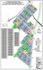 Bản đồ khu công nghiệp Becamex Bình Phước Giai đoạn 2
