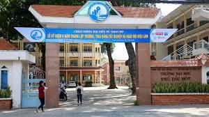 Trường đại học Thủ Dầu Một ở Mỹ Phước 4