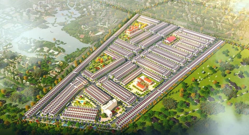 Khu dân cư Thịnh Phát - Minh Long